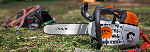 Keeping STIHL at the top of the tree